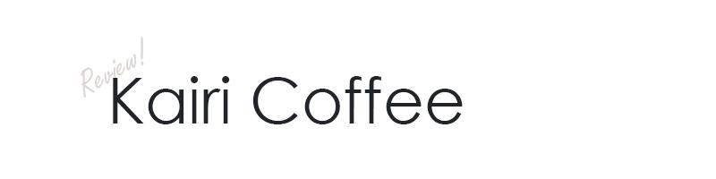 Kairi Coffee